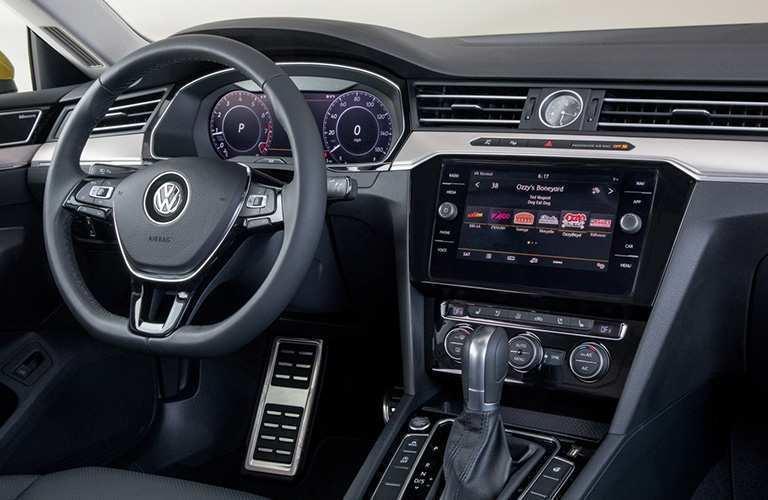 59 Best Review 2019 Volkswagen Passat Interior Research New for 2019 Volkswagen Passat Interior