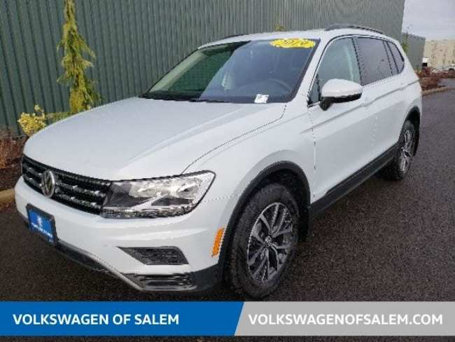 59 Best Review 2019 Volkswagen Tiguan Release with 2019 Volkswagen Tiguan
