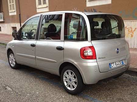 59 Best Review Fiat Multipla 2019 Research New with Fiat Multipla 2019