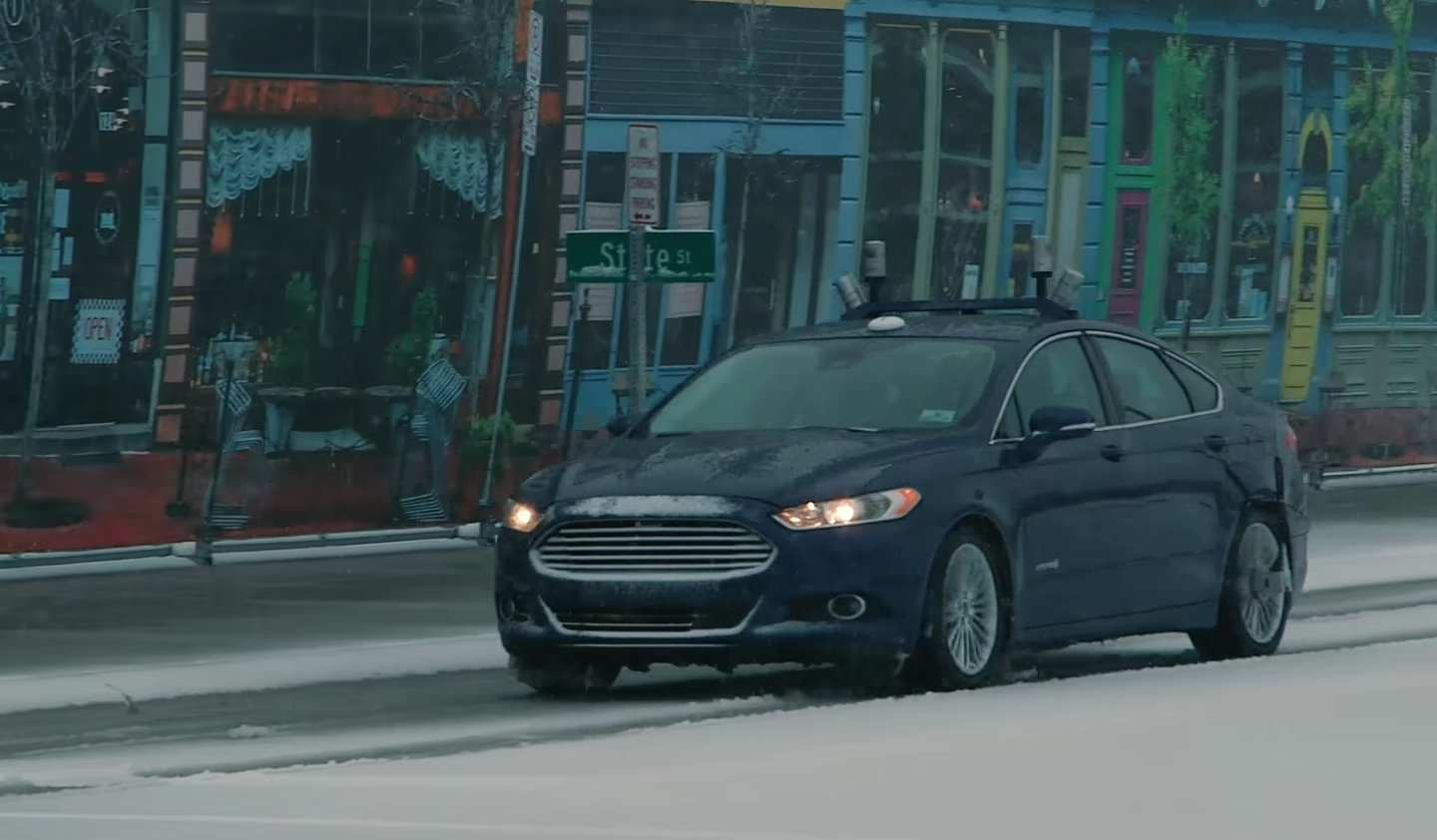59 Best Review Ford 2020 Driverless Release for Ford 2020 Driverless