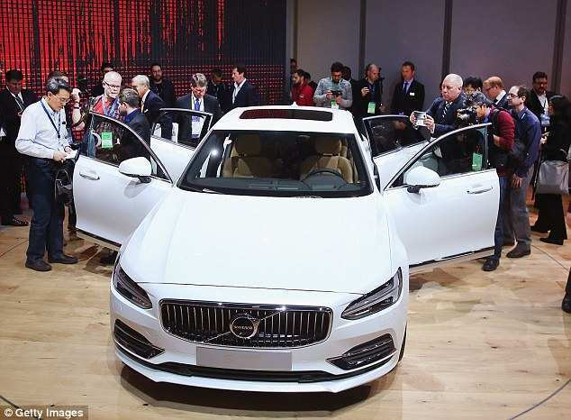 59 Best Review Volvo 2020 Promise Redesign and Concept for Volvo 2020 Promise