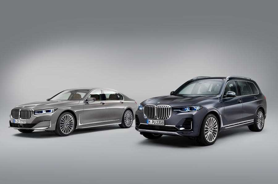 59 Concept of 2019 Bmw 7 Series Changes New Concept for 2019 Bmw 7 Series Changes