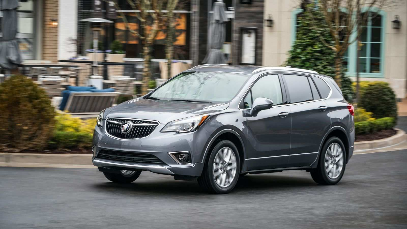 59 Concept of 2019 Buick Envision Overview for 2019 Buick Envision