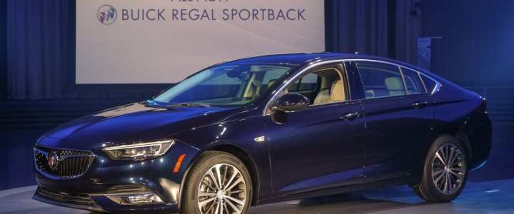 59 Concept of 2019 Buick Sportback Price and Review with 2019 Buick Sportback