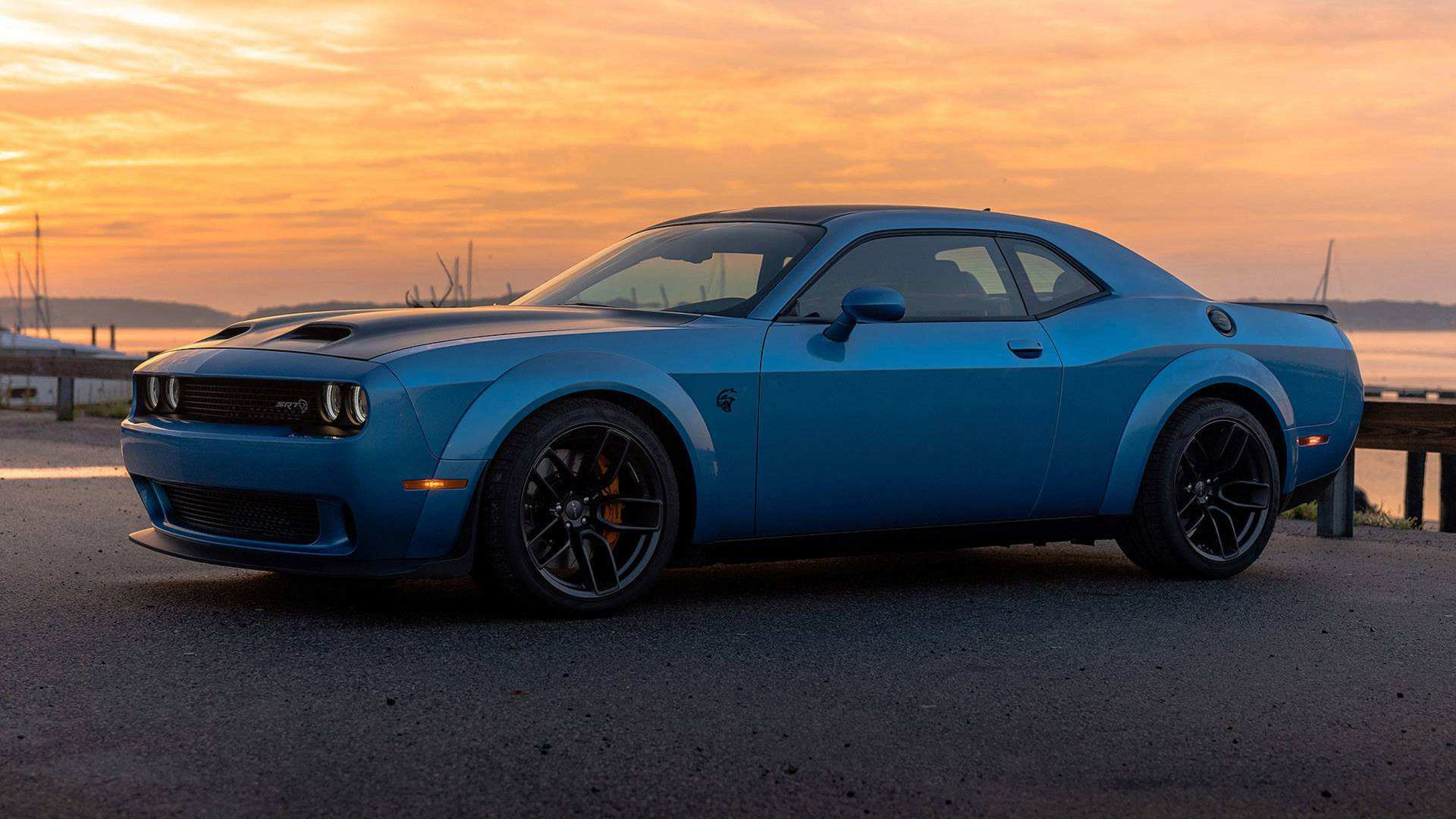 59 Concept of 2019 Dodge Challenger Srt Concept by 2019 Dodge Challenger Srt