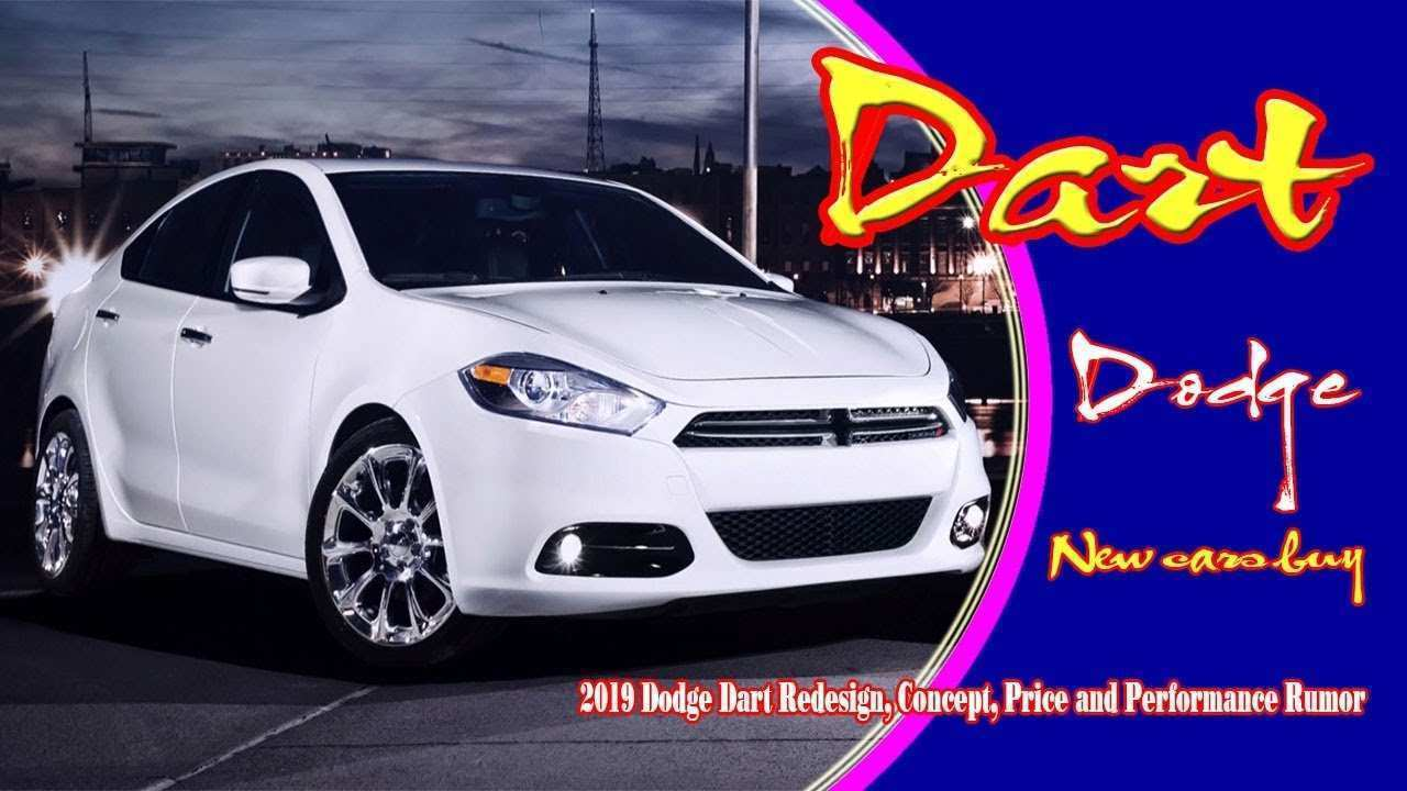 59 Concept of 2019 Dodge Dart Redesign and Concept for 2019 Dodge Dart