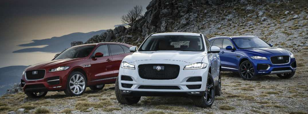 59 Concept of 2019 Jaguar F Pace Changes Pricing for 2019 Jaguar F Pace Changes