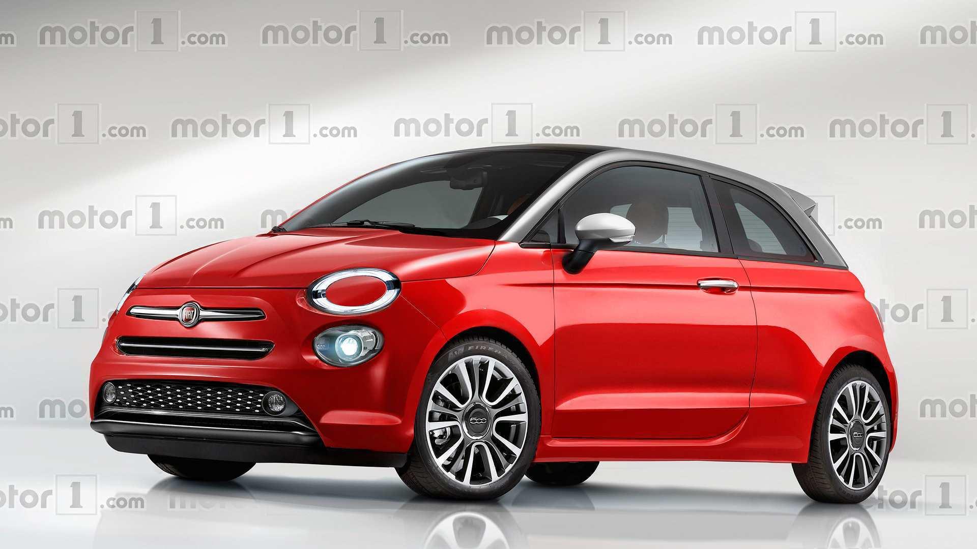 59 Concept of 2020 Fiat 500E Reviews with 2020 Fiat 500E