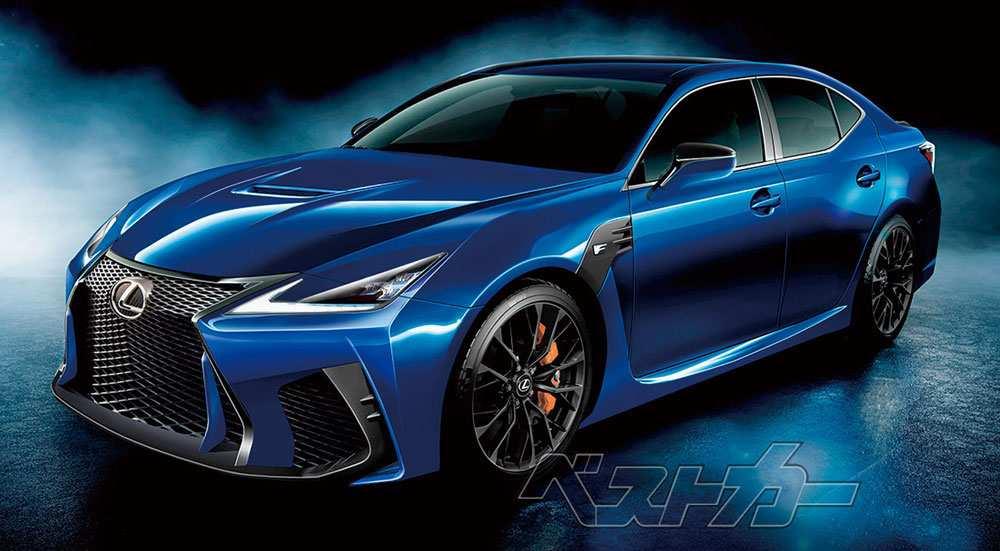 59 Concept of Lexus Gs F 2020 Model for Lexus Gs F 2020