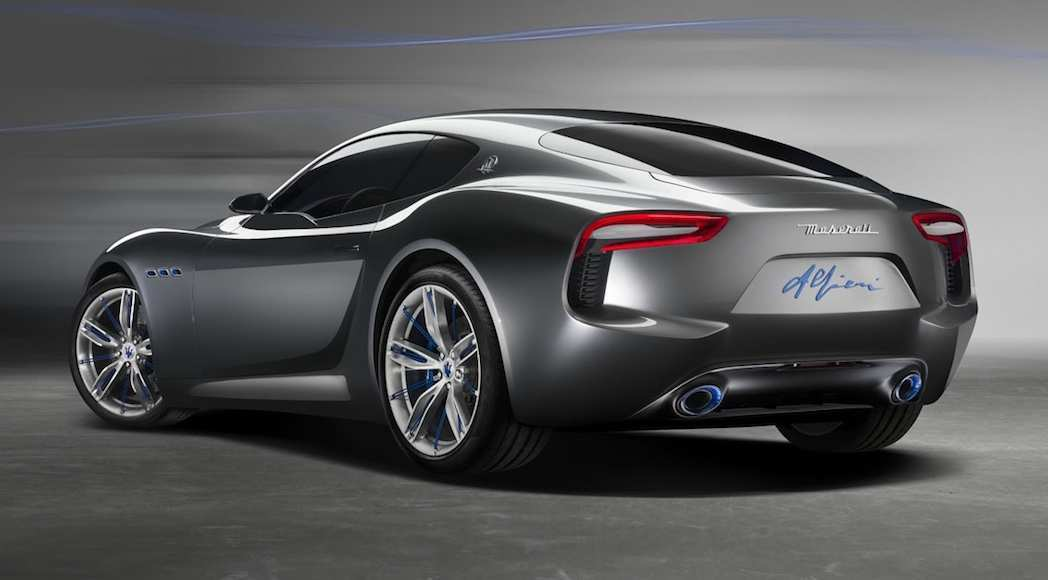 59 Concept of Maserati Electric 2020 Spy Shoot by Maserati Electric 2020