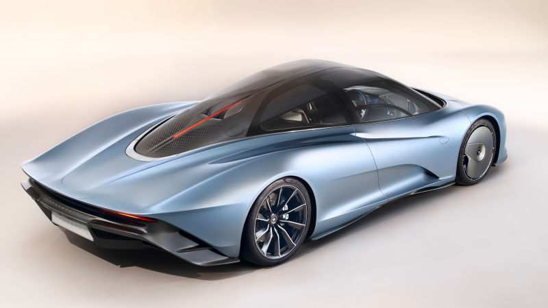59 Concept of New Mclaren 2019 Specs with New Mclaren 2019