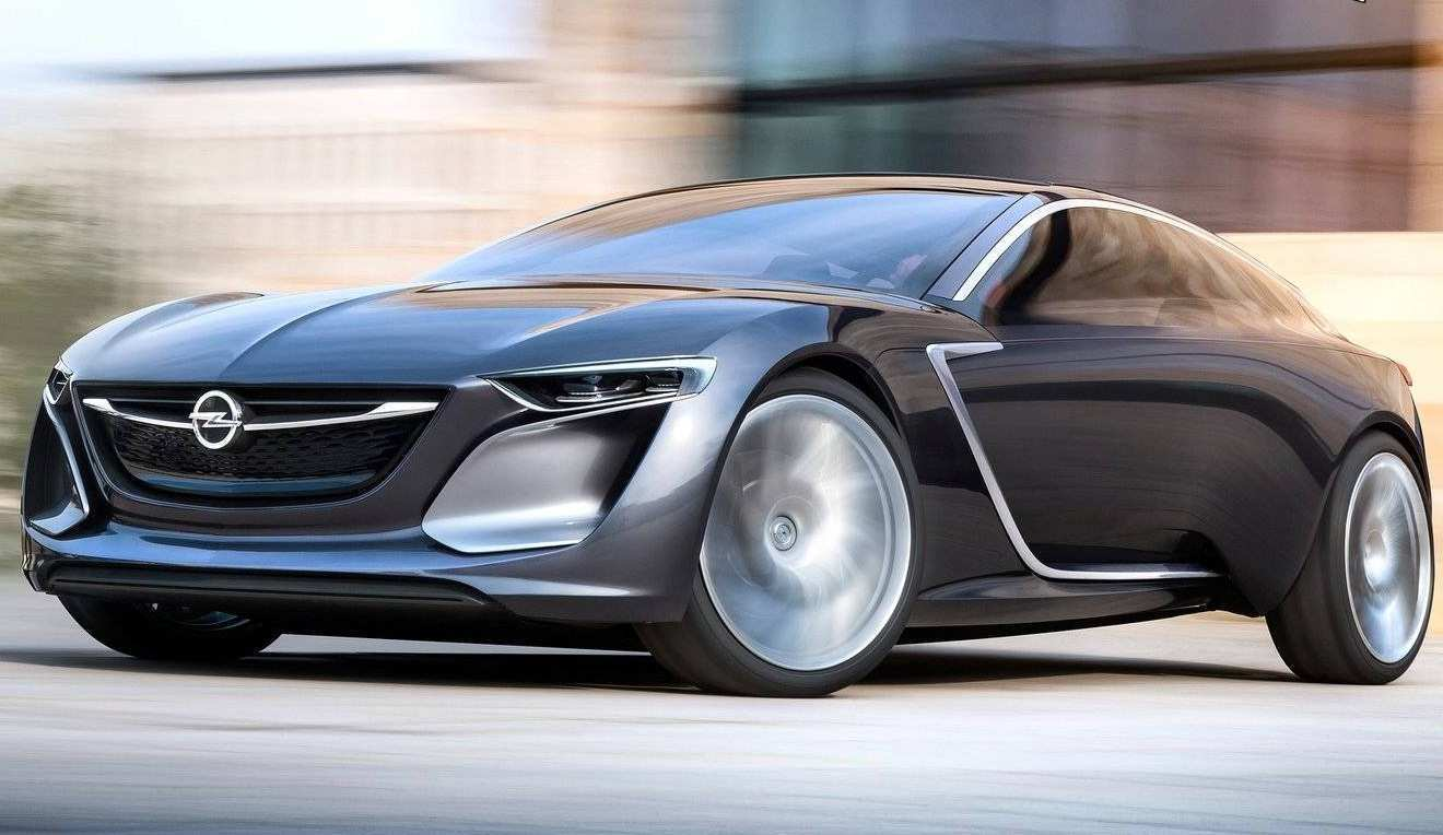59 Concept of Opel Monza 2019 New Concept with Opel Monza 2019