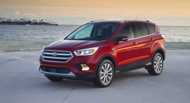 59 Gallery of 2019 Ford Escape Release Date New Review for 2019 Ford Escape Release Date
