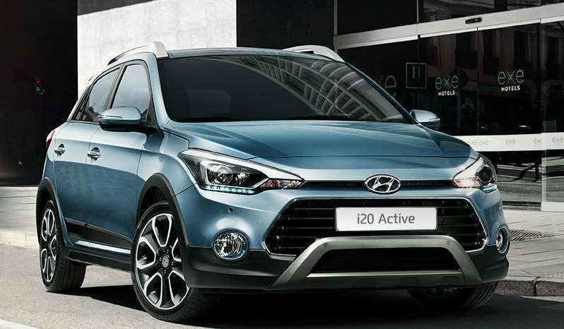 59 Gallery of 2019 Hyundai I20 Active Reviews for 2019 Hyundai I20 Active