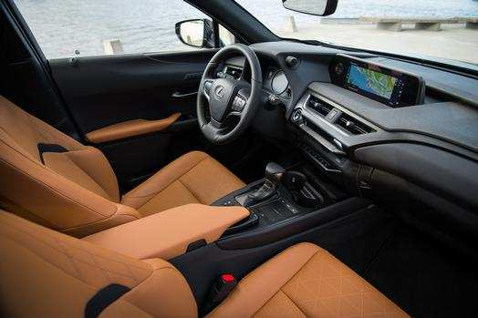 59 Gallery of 2019 Lexus Ux Interior Concept by 2019 Lexus Ux Interior