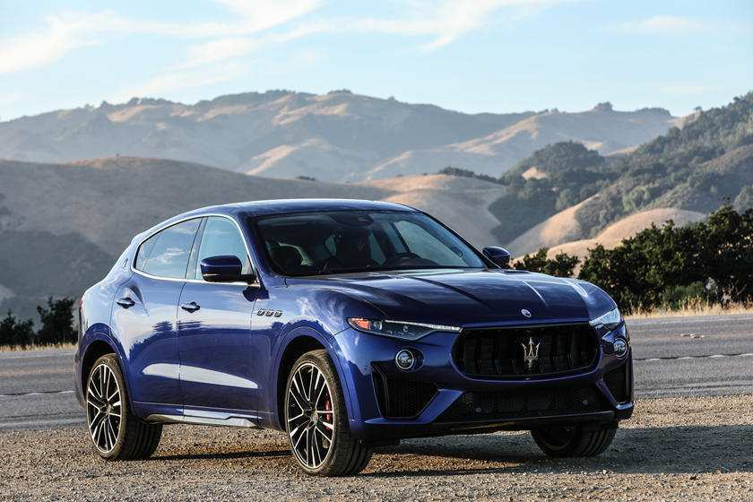 59 Gallery of 2019 Maserati Levante Trofeo Price and Review by 2019 Maserati Levante Trofeo