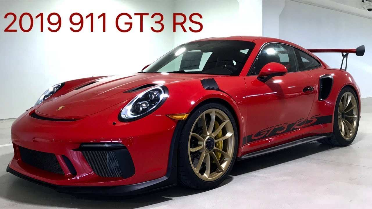 59 Gallery of 2019 Porsche Gt3 Rs Ratings by 2019 Porsche Gt3 Rs