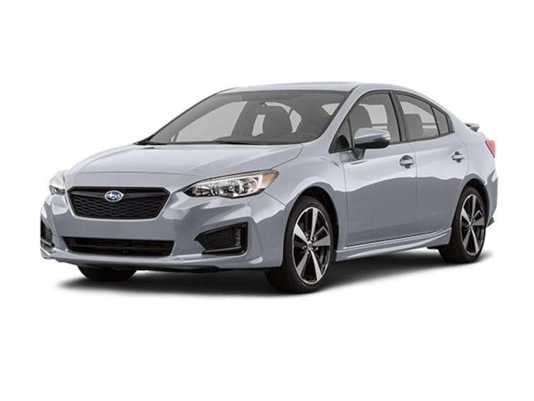 59 Gallery of 2019 Subaru Impreza Sedan Exterior and Interior with 2019 Subaru Impreza Sedan