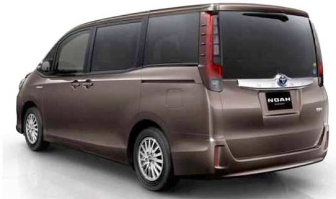 59 Gallery of 2019 Toyota Noah Wallpaper for 2019 Toyota Noah