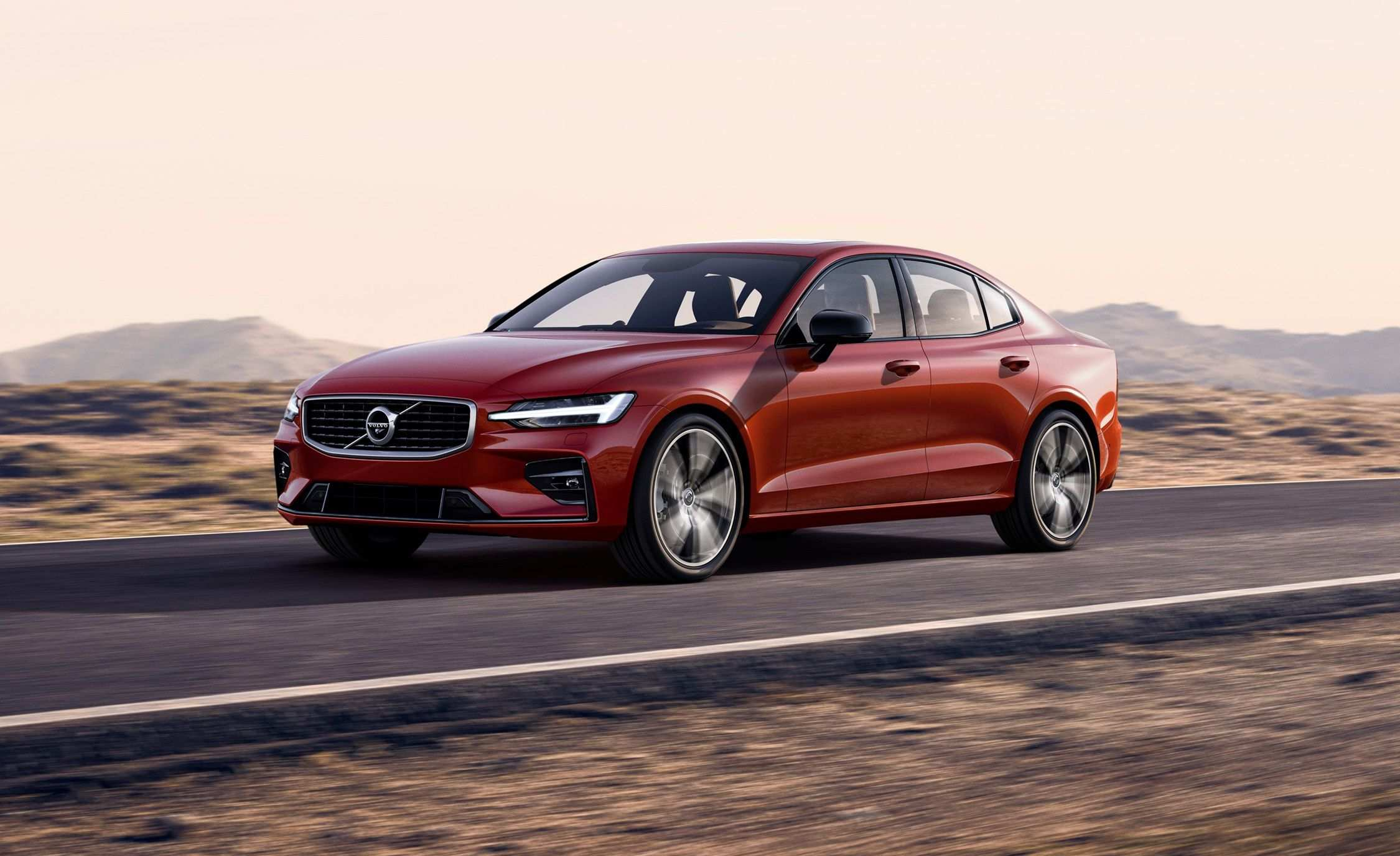 59 Gallery of 2019 Volvo S60 Redesign Release Date with 2019 Volvo S60 Redesign