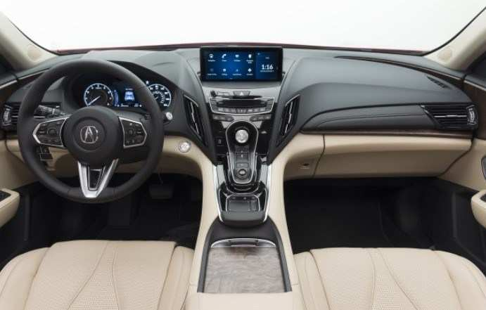 59 Gallery of 2020 Acura Cdx Pricing with 2020 Acura Cdx
