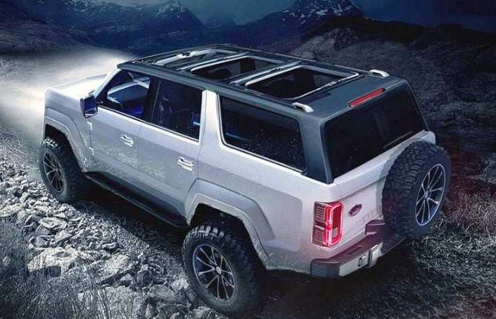 59 Gallery of 2020 Ford Bronco 4 Door Price Redesign and Concept with 2020 Ford Bronco 4 Door Price