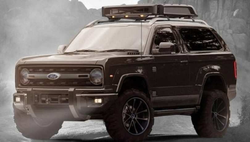 59 Gallery of 2020 Ford Bronco Interior Redesign with 2020 Ford Bronco Interior