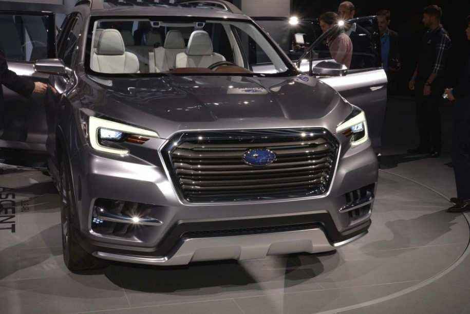 59 Gallery of 2020 Subaru Pickup History for 2020 Subaru Pickup
