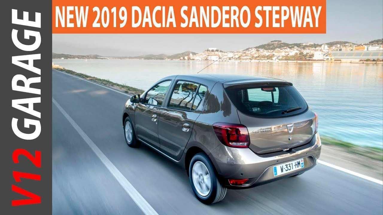 59 Gallery of Dacia Sandero 2019 History for Dacia Sandero 2019