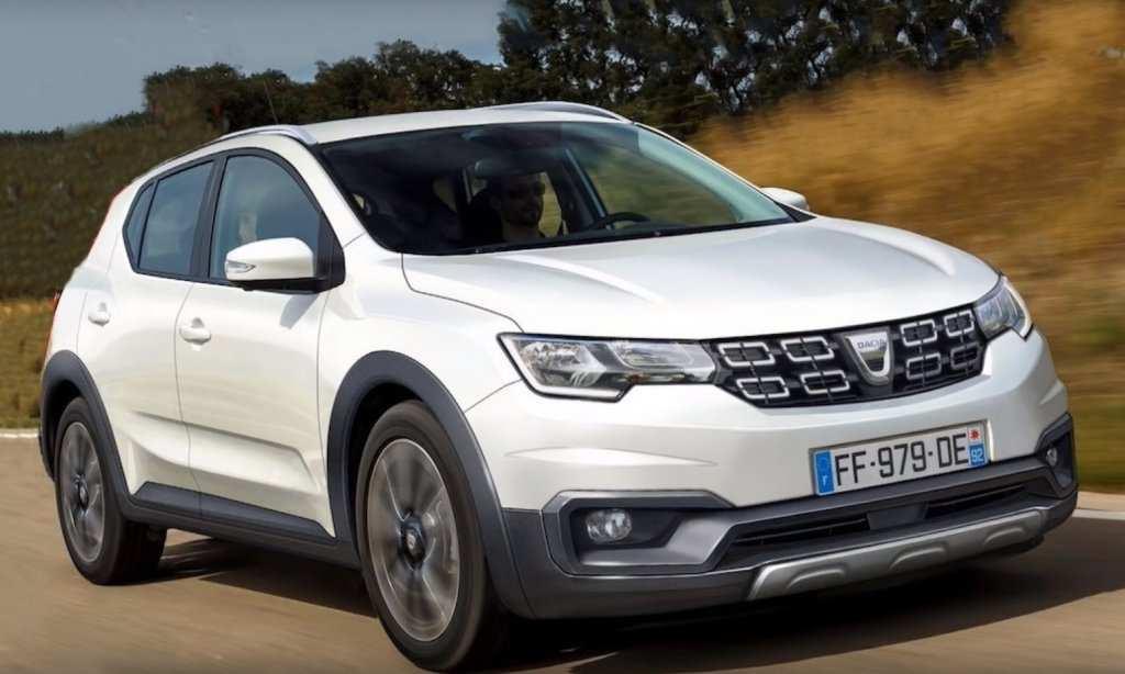 59 Gallery of Dacia Sandero 2020 Price by Dacia Sandero 2020