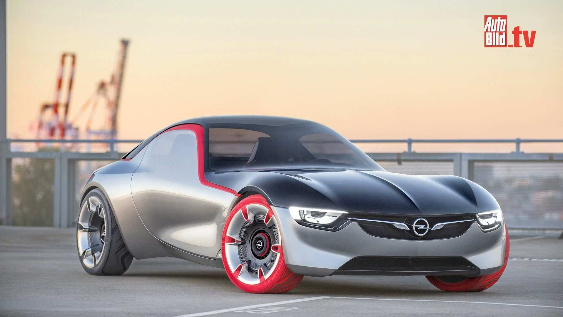 59 Gallery of Opel Coupe 2019 Spy Shoot for Opel Coupe 2019