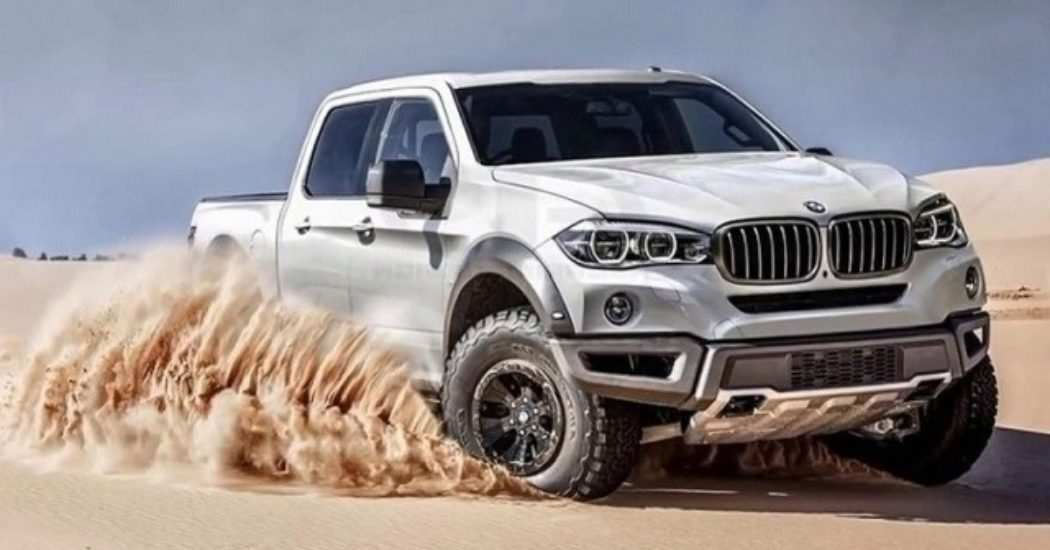 59 Great 2019 Bmw Pickup Truck Interior by 2019 Bmw Pickup Truck