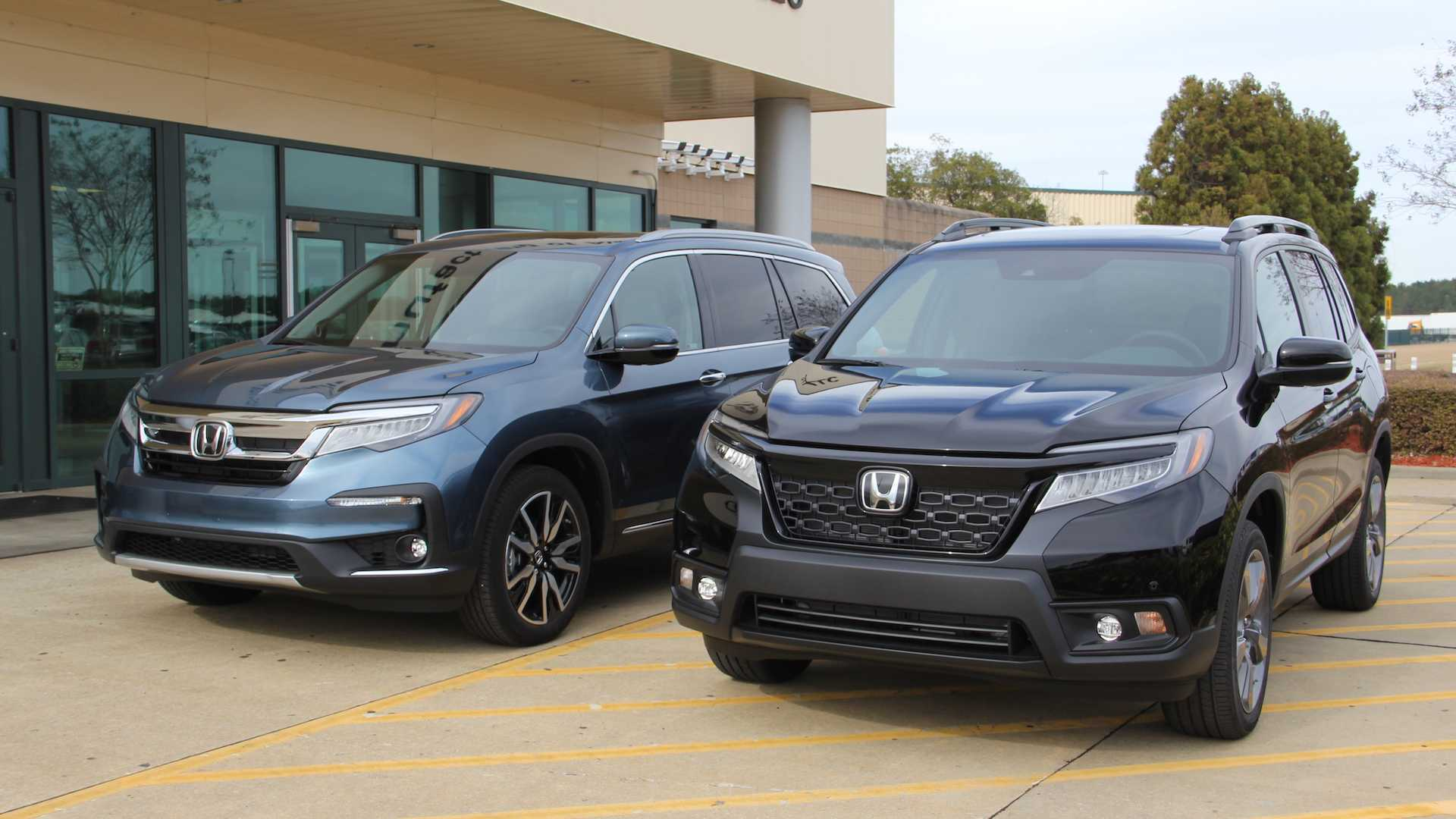 59 Great 2019 Honda Passport Reviews Performance with 2019 Honda Passport Reviews