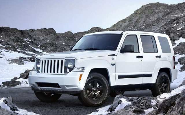 59 Great 2019 Jeep Liberty Prices by 2019 Jeep Liberty