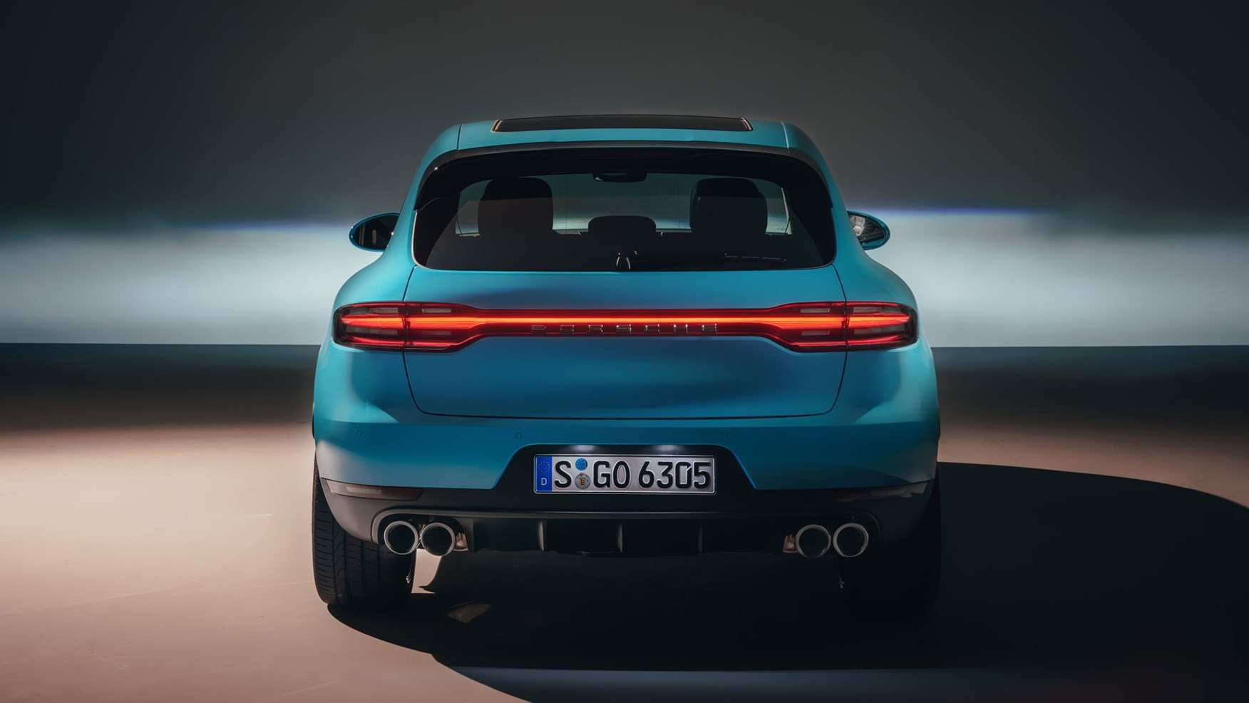 59 Great 2019 Porsche Macan Interior by 2019 Porsche Macan
