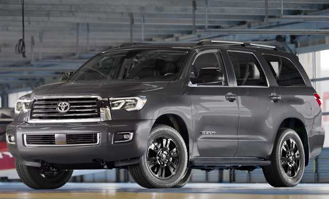59 Great 2019 Toyota Sequoia Review Performance and New Engine with 2019 Toyota Sequoia Review
