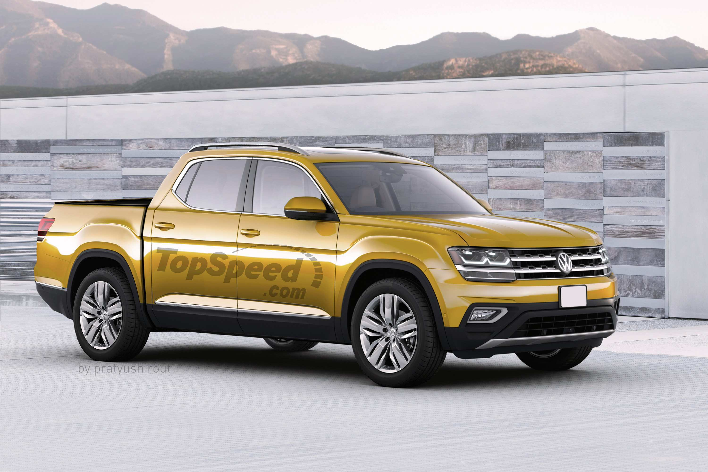 59 Great 2019 Volkswagen Pickup Truck Picture with 2019 Volkswagen Pickup Truck