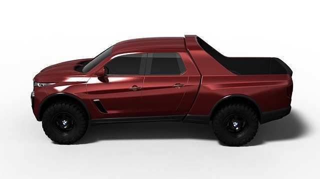 59 Great 2020 Bmw Pickup Redesign by 2020 Bmw Pickup