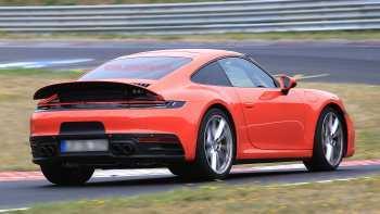 59 Great Porsche Targa 2020 Overview with Porsche Targa 2020