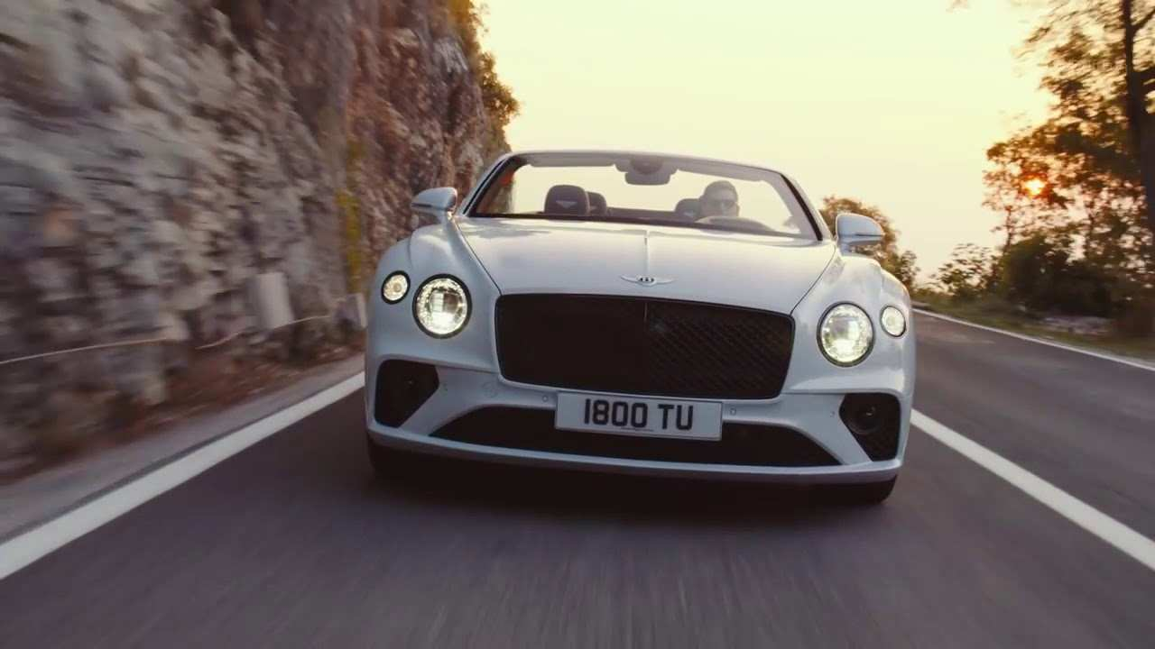 59 New 2019 Bentley Supersport First Drive by 2019 Bentley Supersport