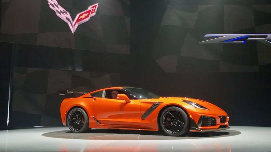 59 New 2019 Chevrolet Corvette Zr1 Engine for 2019 Chevrolet Corvette Zr1