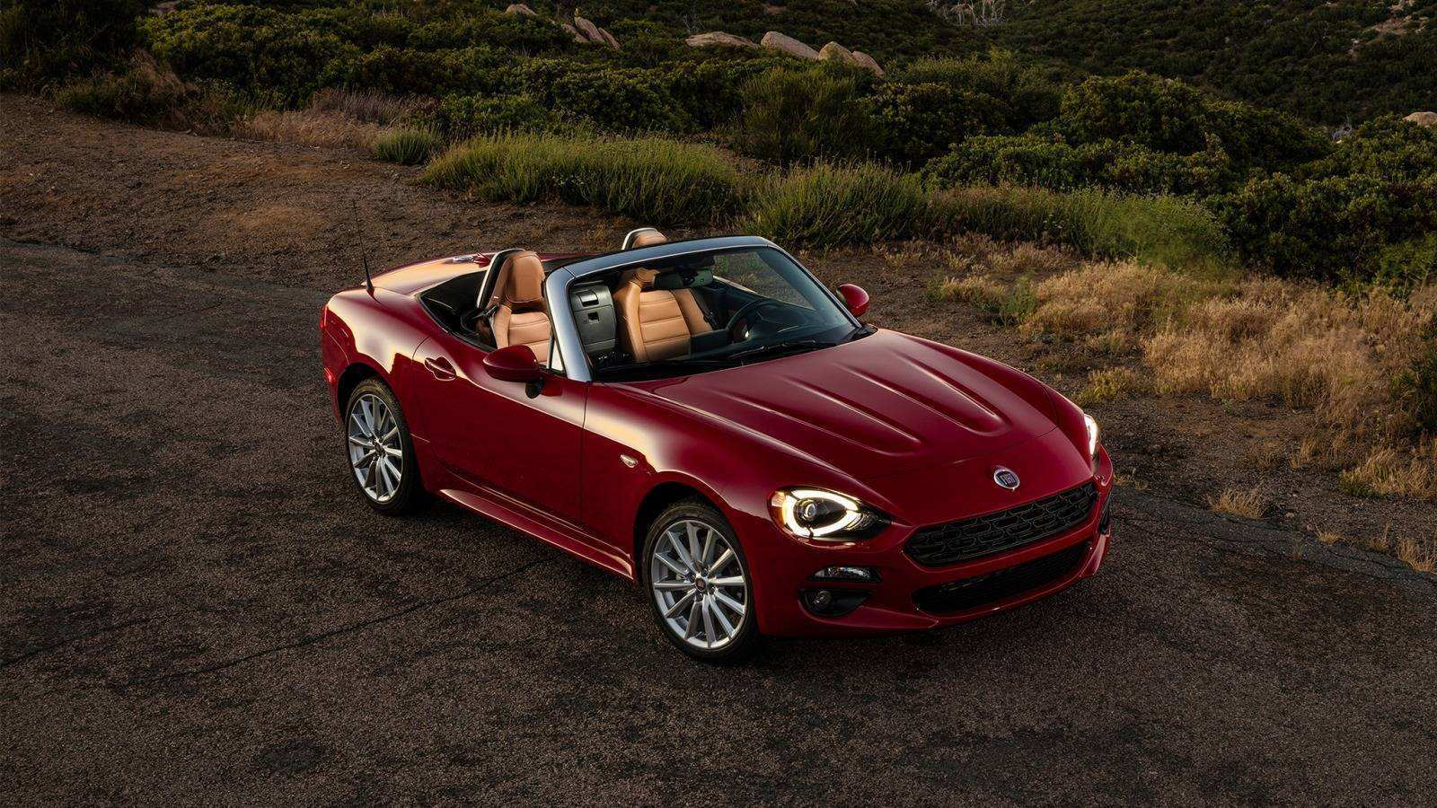 59 New 2019 Fiat Abarth 124 Spider Wallpaper with 2019 Fiat Abarth 124 Spider