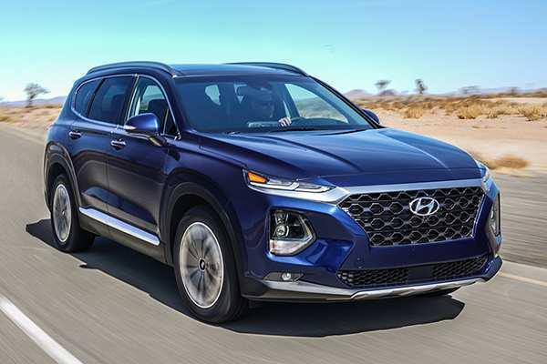 59 New 2019 Hyundai Santa Fe Pickup Speed Test with 2019 Hyundai Santa Fe Pickup
