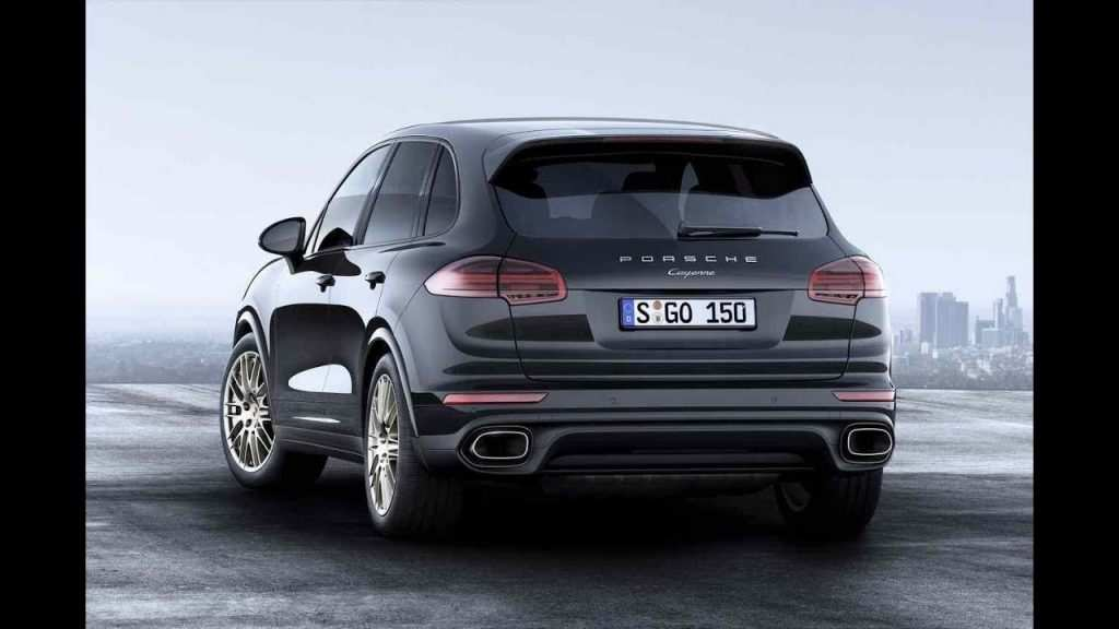 59 New 2019 Porsche Cayenne Release Date Style by 2019 Porsche Cayenne Release Date