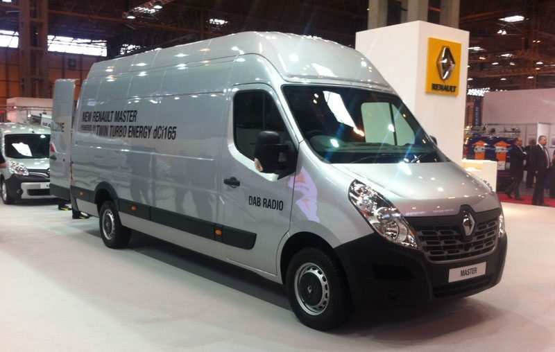 59 New 2019 Renault Master Research New by 2019 Renault Master