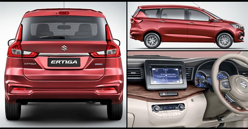 59 New 2019 Suzuki Ertiga Exterior for 2019 Suzuki Ertiga