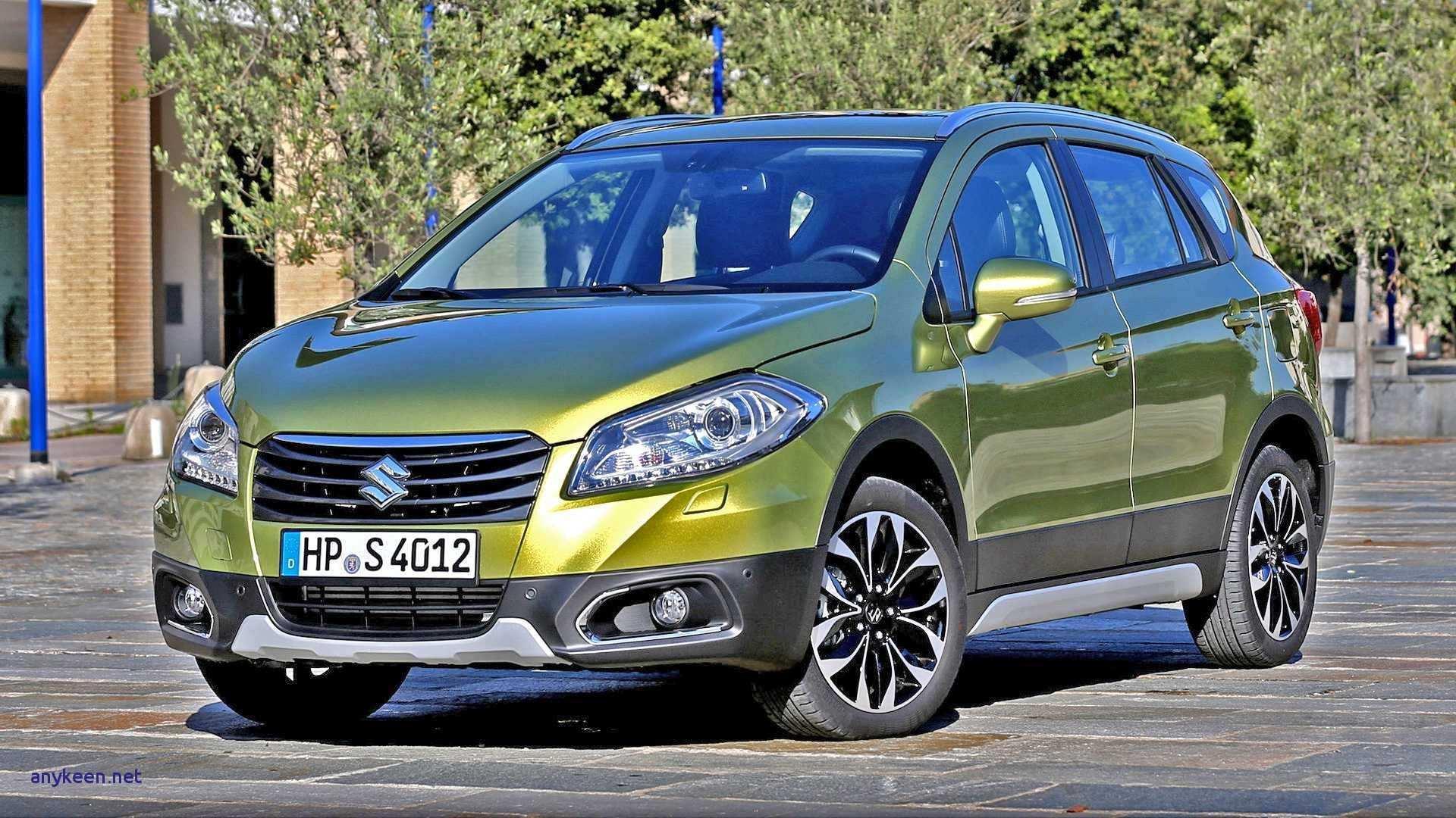 59 New 2019 Suzuki Sx4 Rumors for 2019 Suzuki Sx4