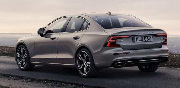 59 New 2019 Volvo V60 Polestar Exterior for 2019 Volvo V60 Polestar