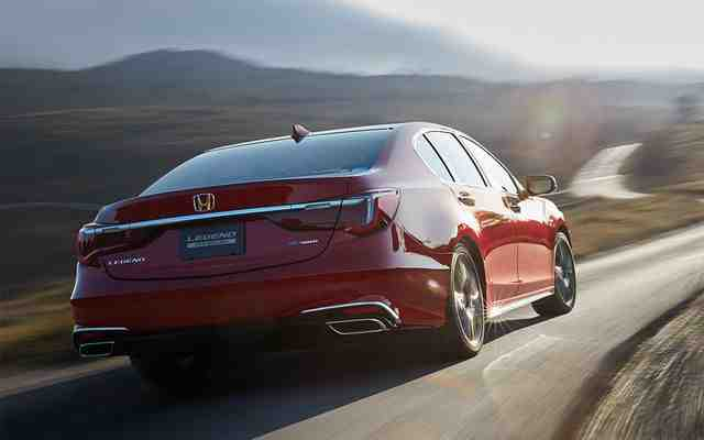 59 New 2020 Honda Legend Spesification for 2020 Honda Legend