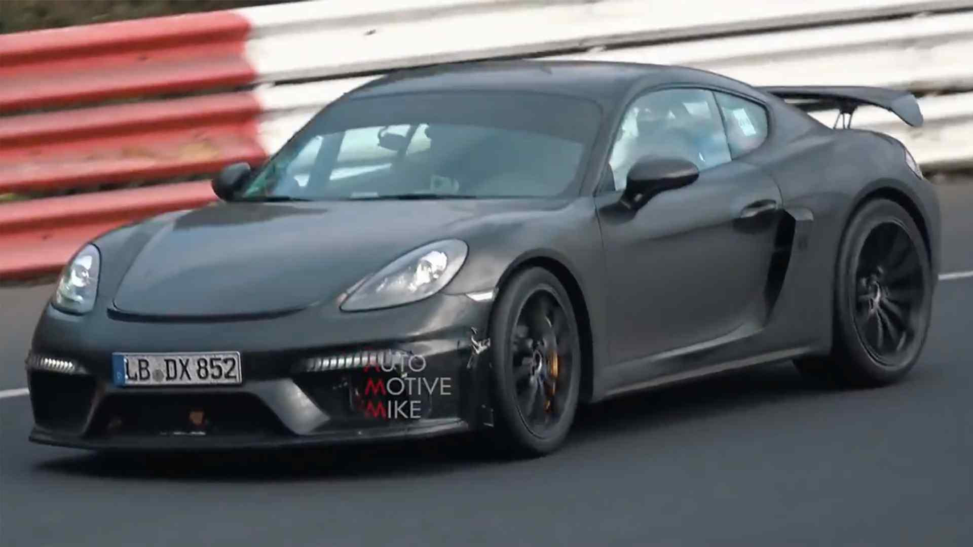 59 New 2020 Porsche Gt4 Exterior by 2020 Porsche Gt4